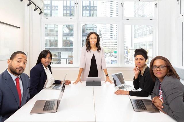 presenters reintegrate successes