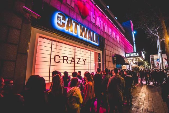 Catwalk Barcelona VIP Nightlife
