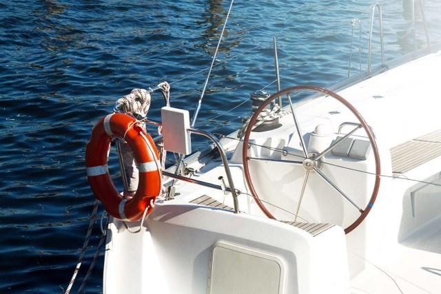 sailing holiday destination