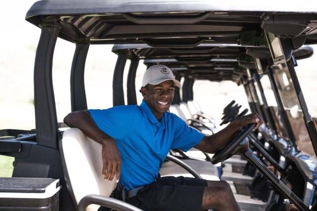 Golf Cart and Pull Cart Etiquette