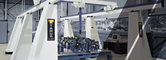 Gantry Coordinate Measuring Machine Technology