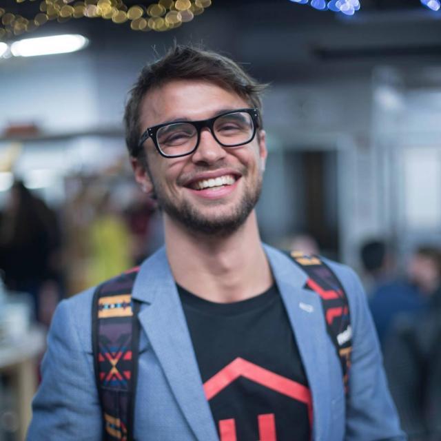 Misha Talavera, the founder of NeoReach.