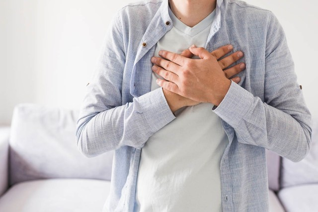 ost common signs that a heart attack is impending.
