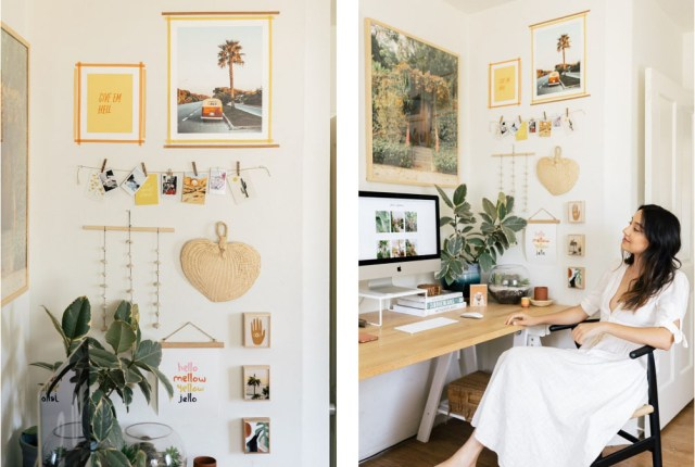 ow to Make a Gallery Wall on a Budget