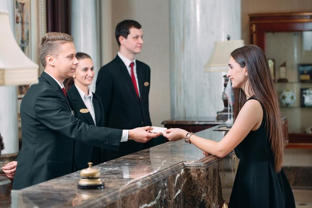 Hotel Management career