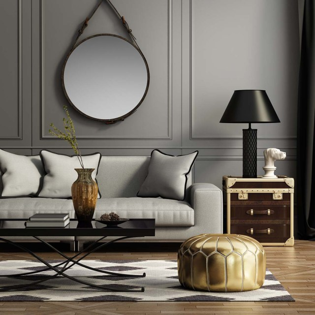 Selecting the right elements of décor