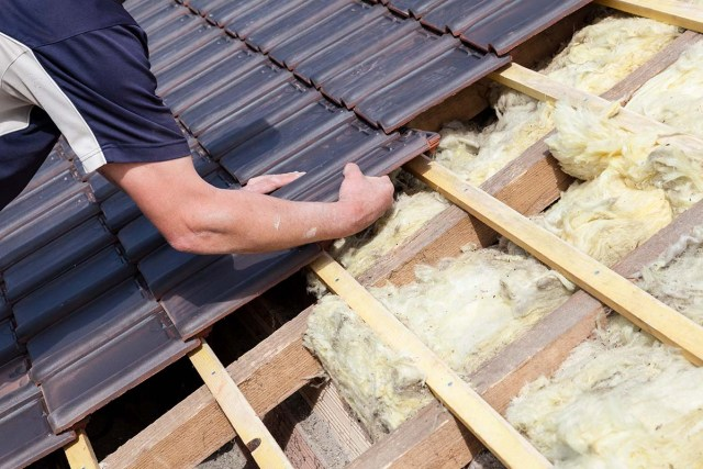 roofing or siding replacement