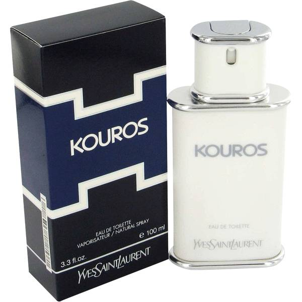1981, Kouros is a classic and popular fragrance from Yves Saint Laurent.