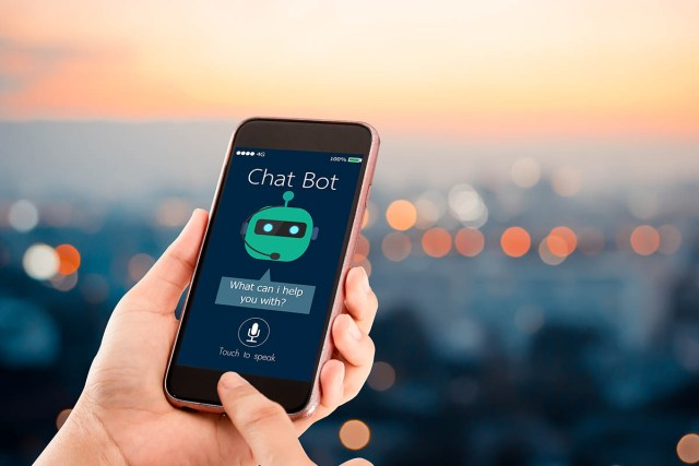 chatbot can help to tackle customers' queries