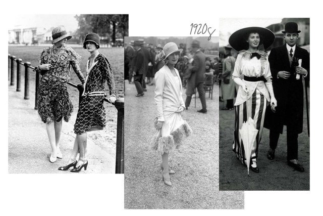 The Flapper Style 1920