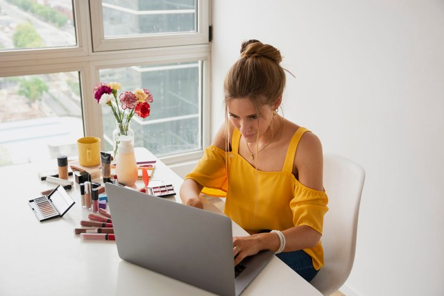 setting up a business from home