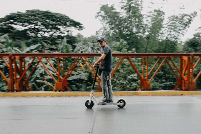 Electric Scooters and Unicycles