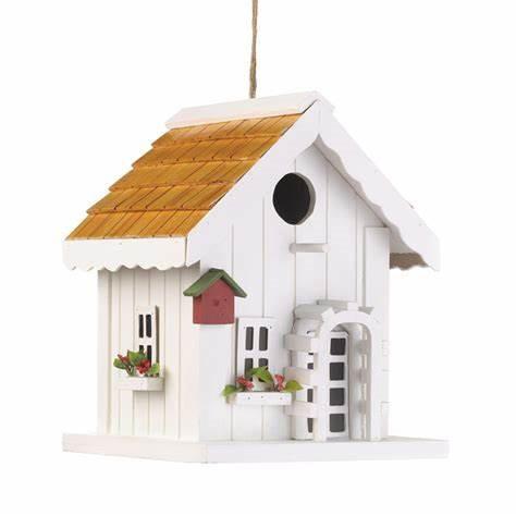 Bird Houses Be Creative