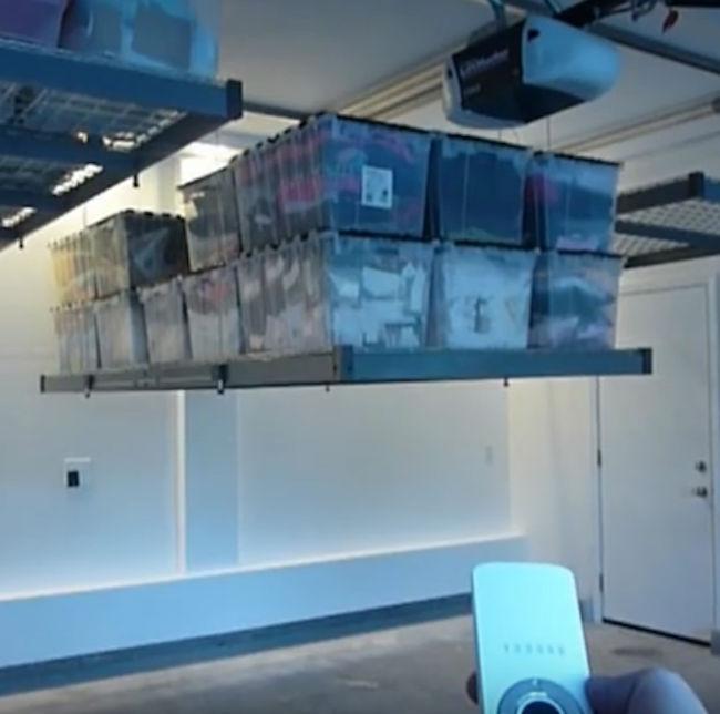 AuxxLift Motorized Garage Storage System  Internet Vs WalletInternet Vs Wallet