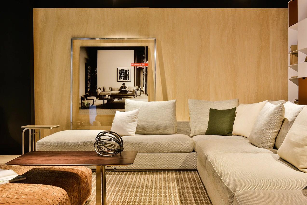 sofa shops chelsea harbour matching and end tables flexform  interni magazine