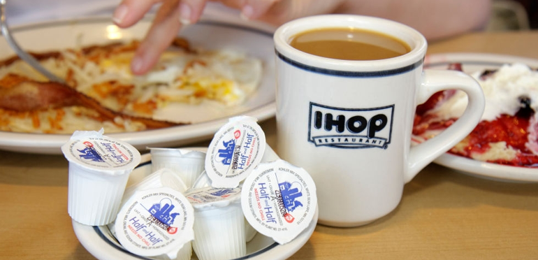 iHOP Survey (TalktoiHop)