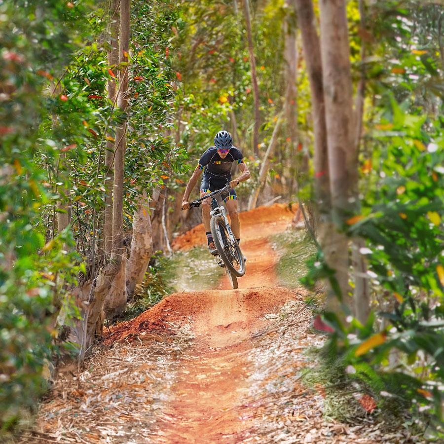 Gafas ciclismo trail