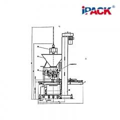 IP-ST-C85 Automatic Irregular Can Vacuum Seaming Machine