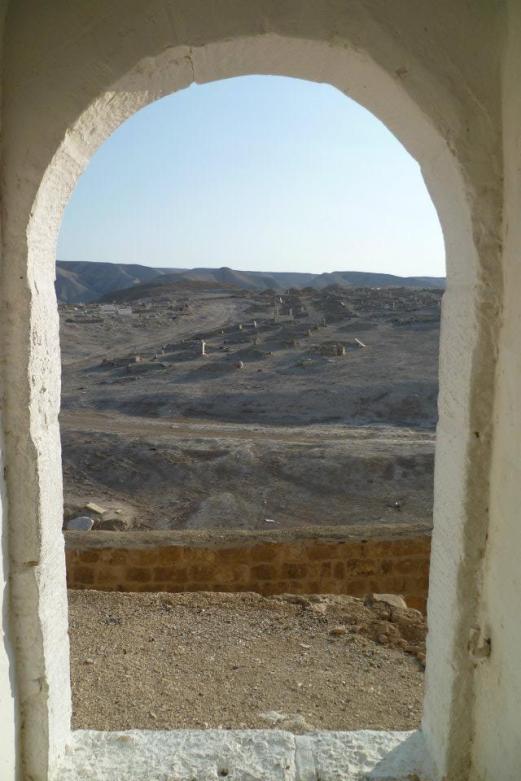 Nabi Moussa, (Moses' Tomb), 2012