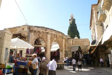 The Old City, 2012