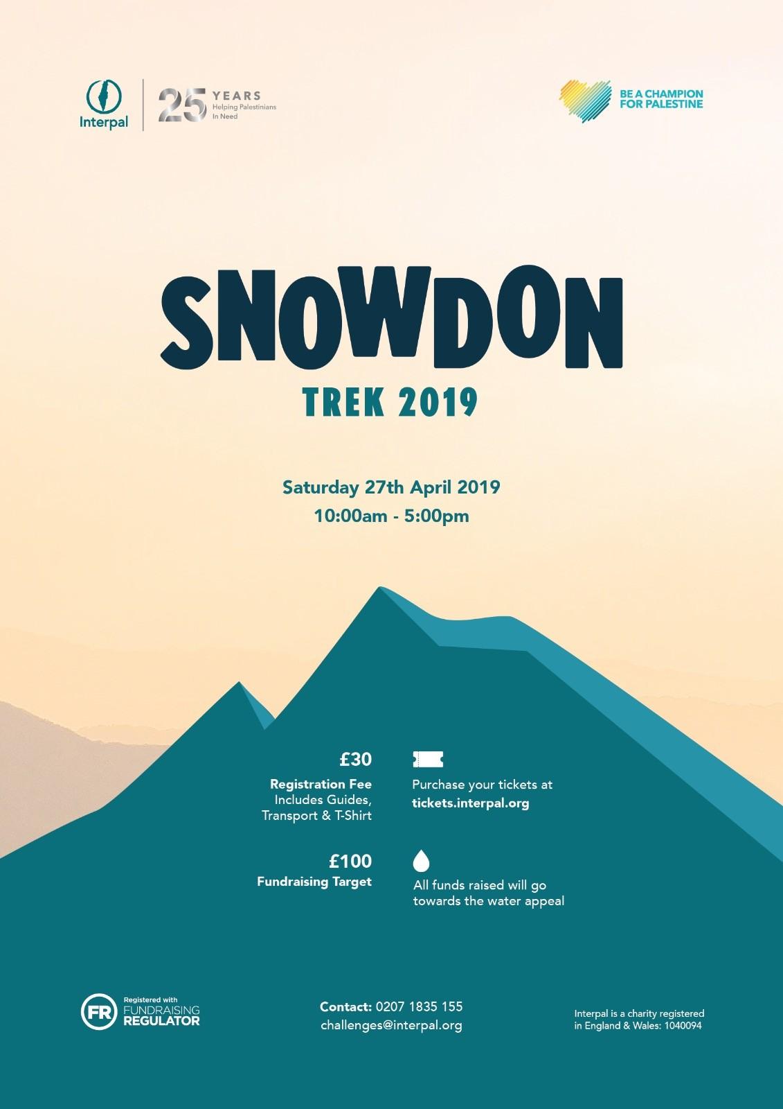 Snowdon Trek 2019