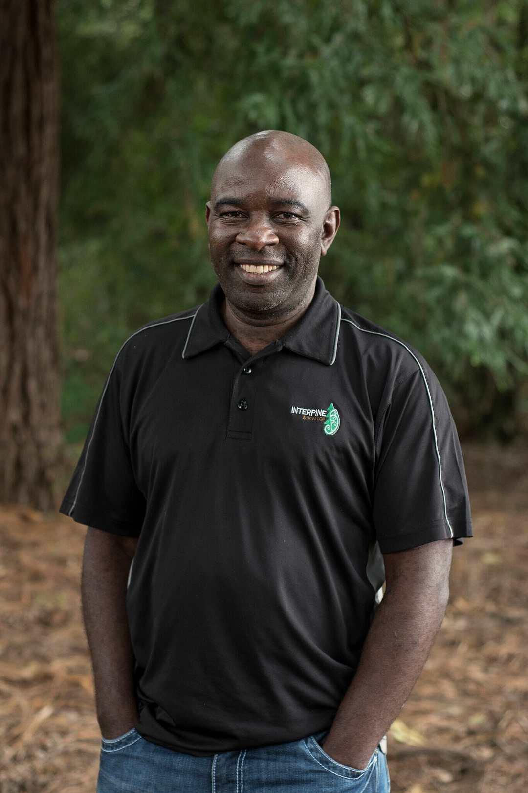 Charles Chikono