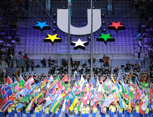 2017 Taipei Summer Universiade Opening & Closing Ceremonies