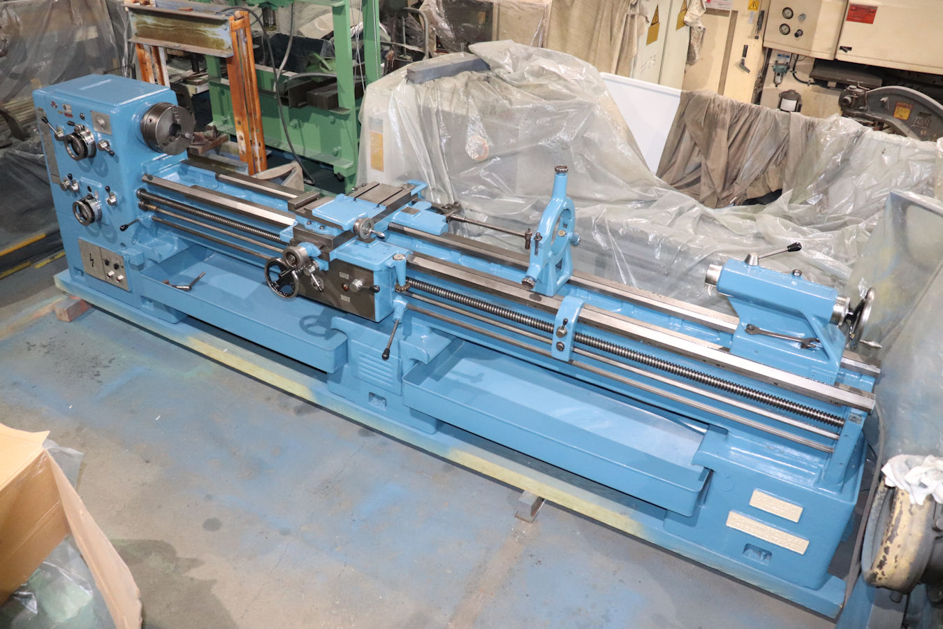 Trucut Armature Lathe And Undercutter