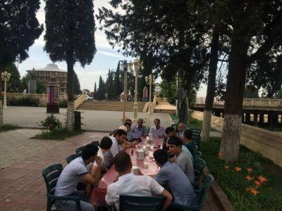 VHP qurultay hazırlıqlarına start verdi - FOTO
