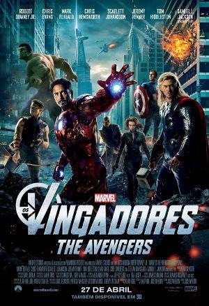 poster Os Vingadores - The Avengers