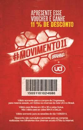 Foto UCI - divulgação Movimento 11