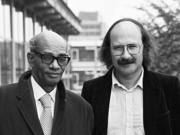 Sipho Sepamla e Antonio Skarmeta (1981)