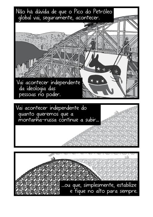 Pico do Petróleo, por Stuart McMillen #092