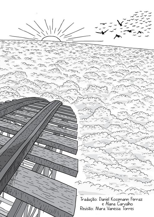 Pico do Petróleo, por Stuart McMillen #117