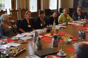 Intersection at project consortium meeting in Bielefeld, Germany, June 2015