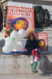 Global Climate March in Belgrade, on Sunday, 29th November, 1 PM, at the Republic Square