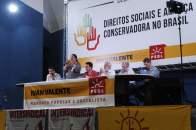Debate Direitos Sociais e Ameaça Conservadora no Brasil - INTERSINDICAL