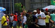 Vergonha nacional: 1ª Marcha das Mulheres Negras é marcada por tiros, racismo e tumulto