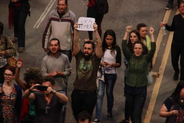 Ocupe Paulista Contra Golpe - AleMaciel (26)
