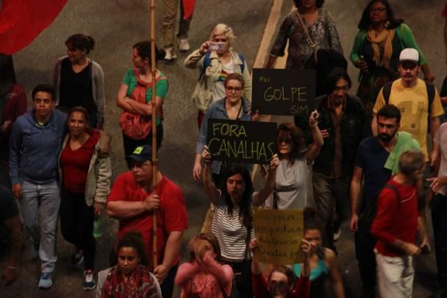 Ocupe Paulista Contra Golpe - AleMaciel (43)