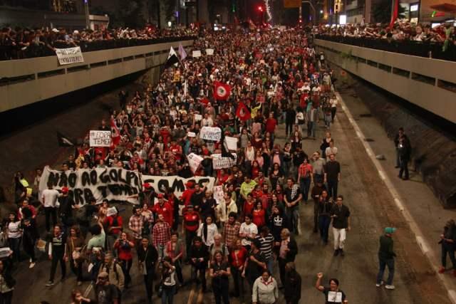 Ocupe Paulista Contra Golpe - AleMaciel (62)