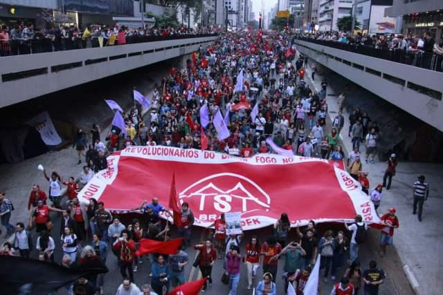 Ocupe Paulista Contra Golpe - AleMaciel (7)