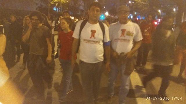 Ocupe Paulista Contra o Golpe 0007