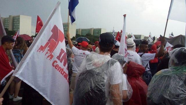 PEC 55 1 turno mobilizacao