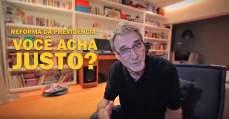 Herson Capri: Herson Capri: 10 vídeos para você entender a reforma da previdência | INTERSINDICAL