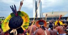 Marco Temporal - legitimação do genocídio dos povos indígenas