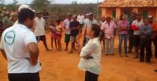 Em Tremedal, comunidade de Vereda continua apreensiva com mineradora