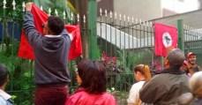 Jornada Nacional de Lutas por Reforma Agrária MST ocupa INCRA-SP