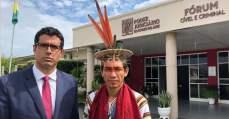 Benki Piyãko Ashaninka, liderança indígena, está sendo acusado injustamente!