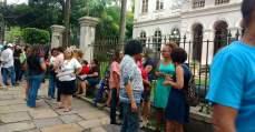 Em Belém (PA), Zenaldo FOGE durante reunião sobre educação